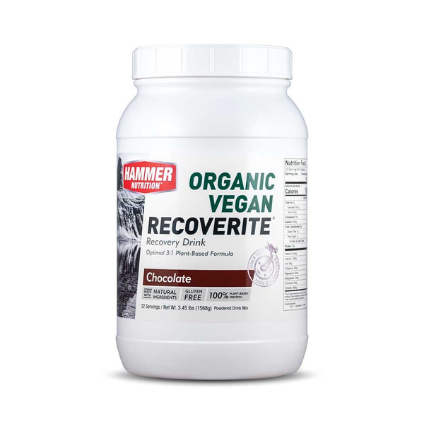 Vegan Recoverite